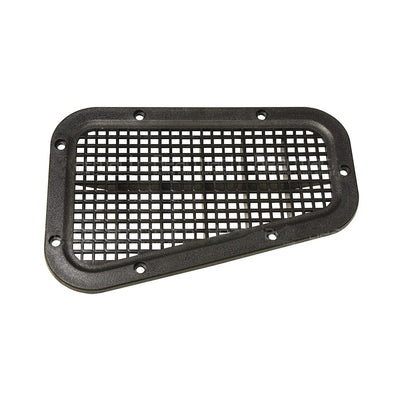 Land Rover Defender & Perentie Wing Vent Air Intake Grill RH Right Driver's Side AWR2214