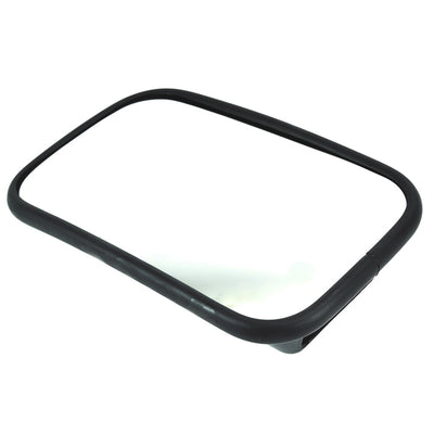 Mirror Head Land Rover Defender Black Convex Glass MTC5084