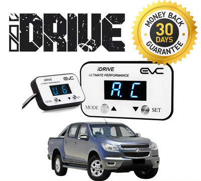 iDrive HOLDEN COLORADO RG 2012-Onwards WindBooster Throttle Control EVC505L
