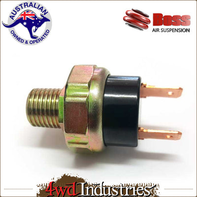 PS04 Boss Pressure Switch 150-180psi 12V COM-PS04