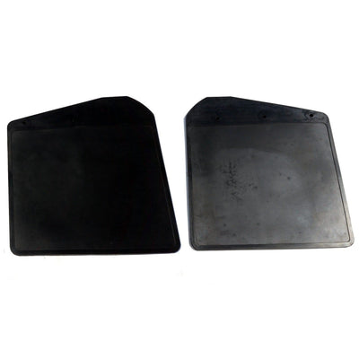Land Rover Defender & County Mud Flaps Front PAIR RTC4685