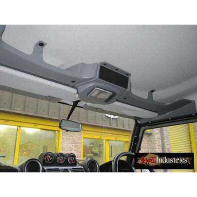 Roof Console Land Rover Defender Overhead Storage MUD UK