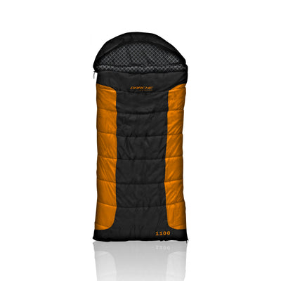 DARCHE Cold Mountain -12°C 1100 Sleeping Bag DUAL Zip