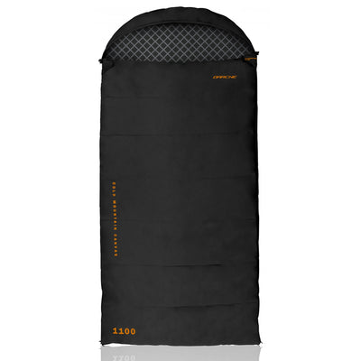 DARCHE Cold Mountain Canvas -5°C 1100 DUAL Zip Sleeping Bag