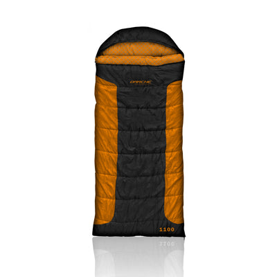 DARCHE Cold Mountain Lite 0°C 1100 DUAL Zip Sleeping Bag
