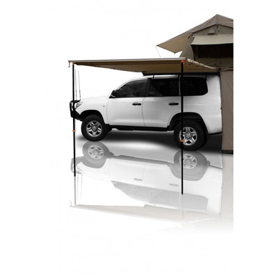Darche Eclipse Side Awning 2m x 2.5m Pull Out Side Mount