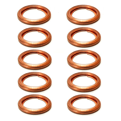 10 x Sump Plug Washer for V8 Series 3 Range Rover 200Tdi Discovery 1 213961L