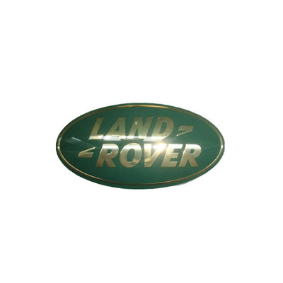 GENUINE Grill Badge Green & Gold Land Rover Disco P38 RR Sport L322 Freelander