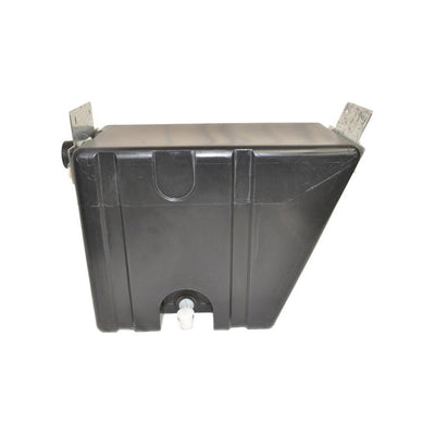 NEW BOAB 40L Poly Water Tank Ute Tray Body + FREE Mounting Brackets WTP40Ute