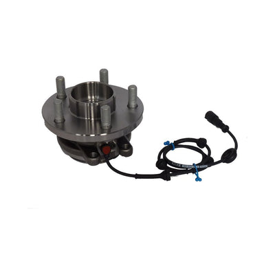 Front Hub with ABS Sensor & Bearing Land Rover Discovery 2 OE Wabco TAY100060