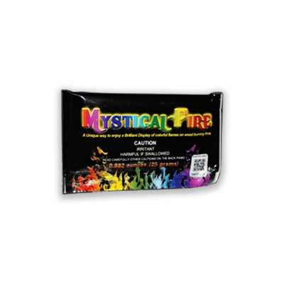 1pkt MYSTICAL FIRE Colour Changing Magical Campfire Flames 25g