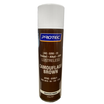 PROTEC Genuine 342-5265-23 Camouflage Brown Land Rover Perentie 083425265/400GM
