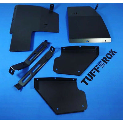 TUFF ROK Mudflap Bracket Set Kit Land Rover Discovery 2