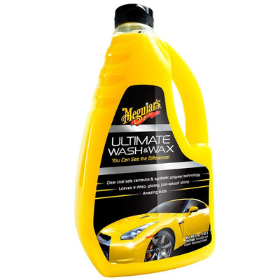 MEGUIARS Ultimate Wash & Wax Premium Car Care 1.4L G17748