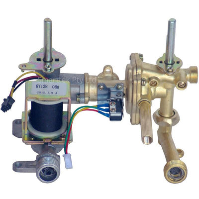 Smarttek Brass Water and Gas Assembly