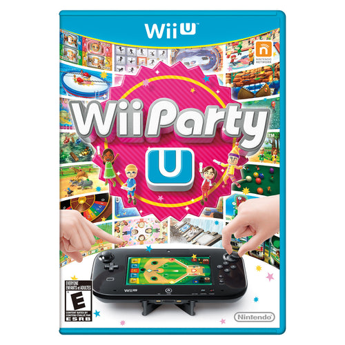 Nintendo Wii Party U Game Only - No Remote Control Included