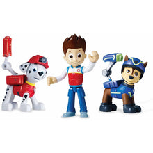 Paw Patrol Action Pack Pups Figure Set, 3-Pack, Marshall/Ryder/Chase