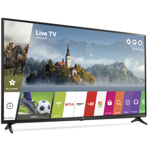 "LG 43"" Class 4K (2160p) Ultra HD Smart LED TV"