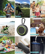 Waterproof Bluetooth Speaker IPX7, FosPower Outdoor Portable