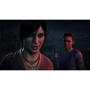 Uncharted: Lost Legacy, Sony, PlayStation 4