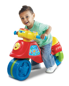 VTech 2-in-1 Learn & Zoom Motorbike