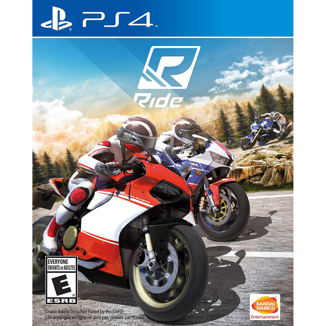 Sony PlayStation 4 Ride Video Game
