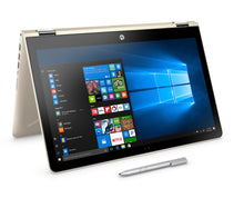 "HP Pavilion 15-br082wm X360 15.6"" Touchscreen 2 in 1 Laptop"