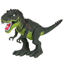 Kids Toy Walking T-Rex Dinosaur Toy Figure With Lights & Sounds