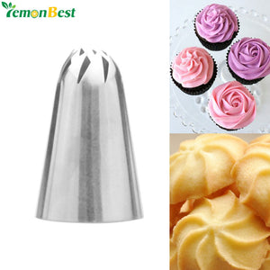 Stainless Steel Cream Nozzle Piping Nozzles Fondant