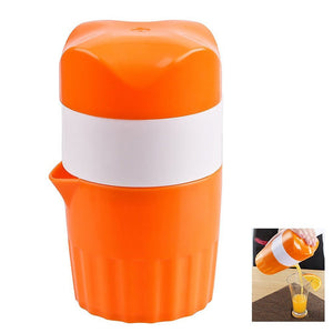 Manual Lid Rotation Citrus Juicer,Mini Baby Juicer Easy To Clean