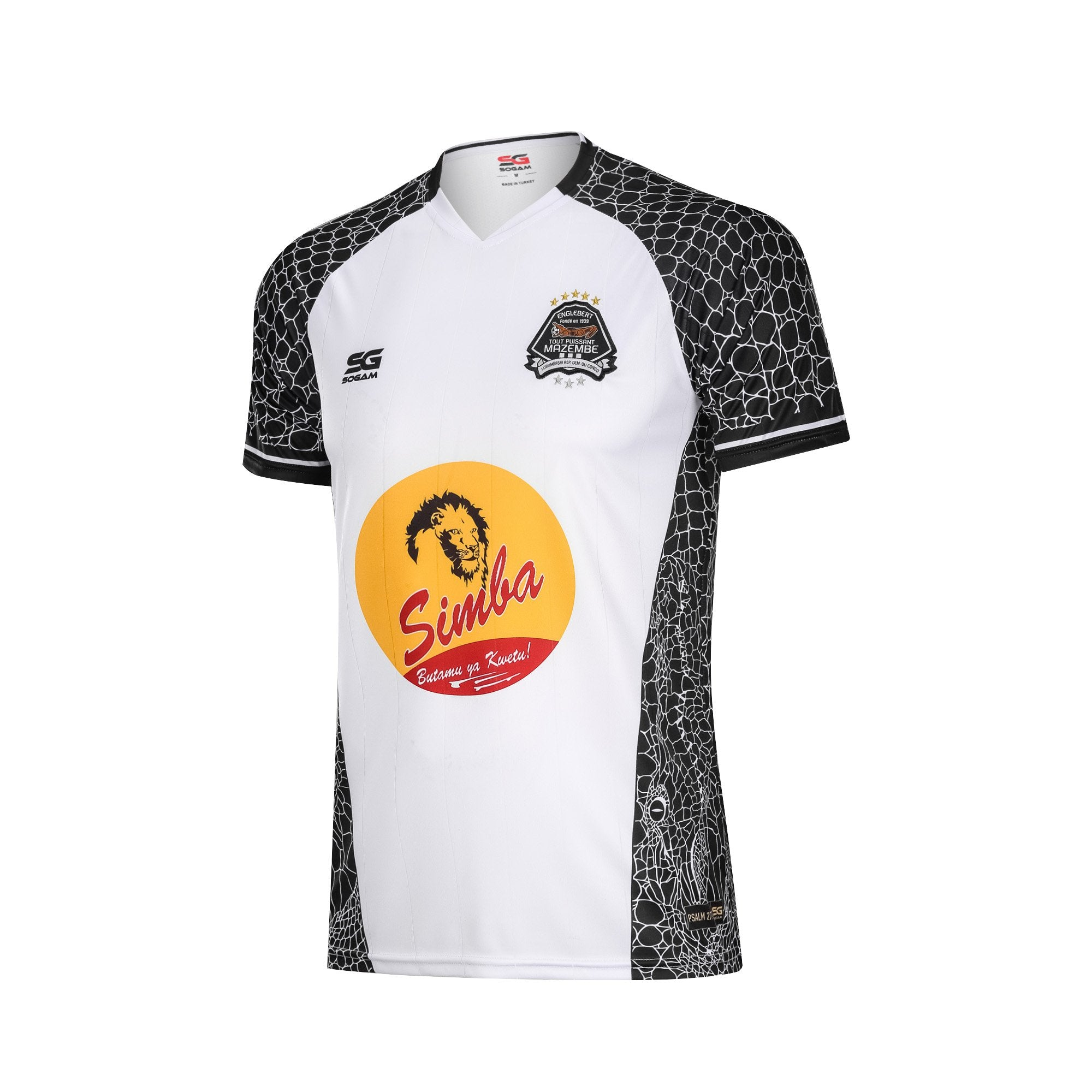 TPM Home Match Shirt  19/20 - Mens