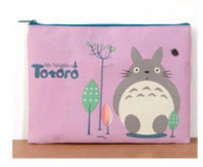Cute My Neighbor Totoro Cartoon Oxford A4 File Folder