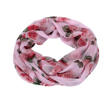 Elegant Women's Fashion Chiffon Wrap Scarf
