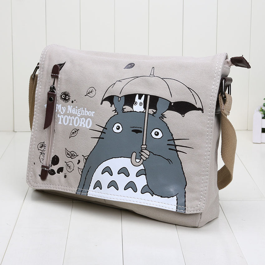 My Neighbor Totoro messenger bags