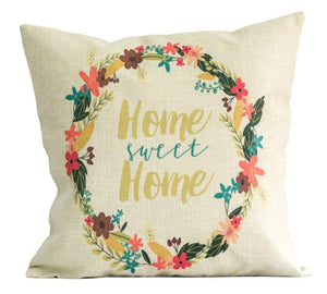 Decorative Cushion Pillow Cover