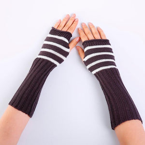 New Arrival Women's Winter Wrist Arm Warmer