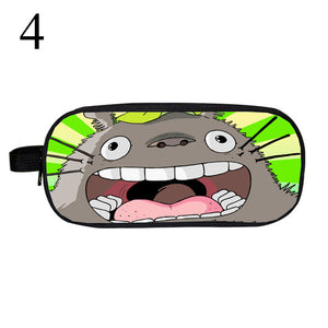 Cute Kawaii Totoro Pen Bags For Kids