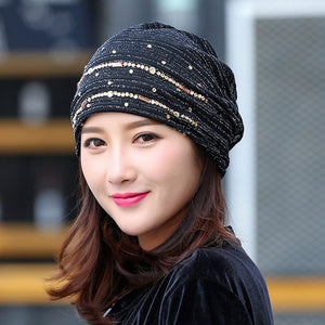2018 New Fashion Women Knitted Beanie