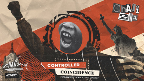 Chali 2na releases official music video for 2020 version of Controlled Coincidence