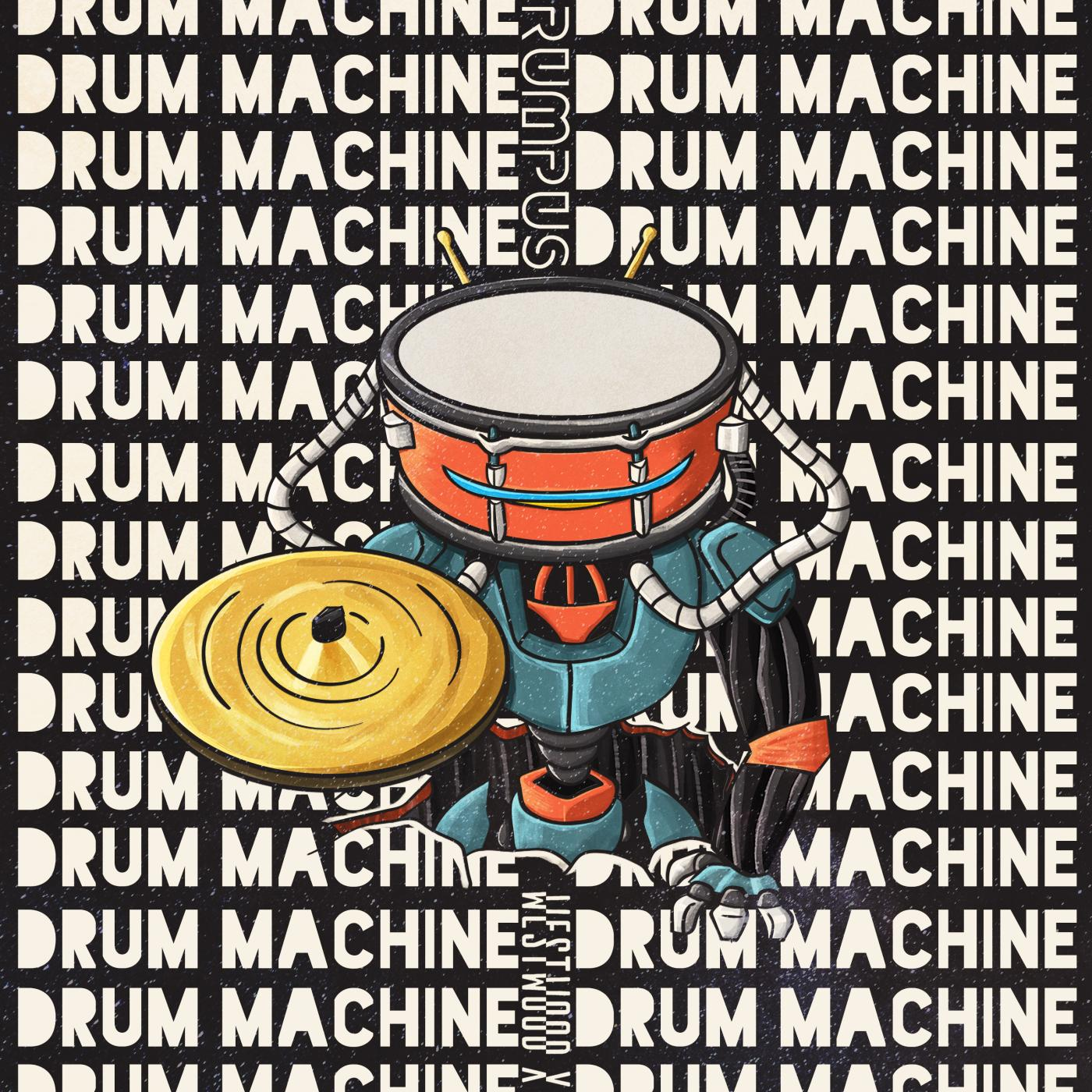 RUMPUS - Drum Machine EP