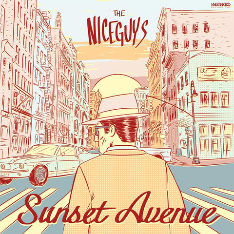 The Niceguys - Sunset Avenue EP
