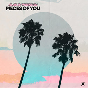 Al Mijn Vrienden - Pieces Of You EP