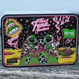 The Funk Hunters / Limited Edition Glass Pipe and Tin