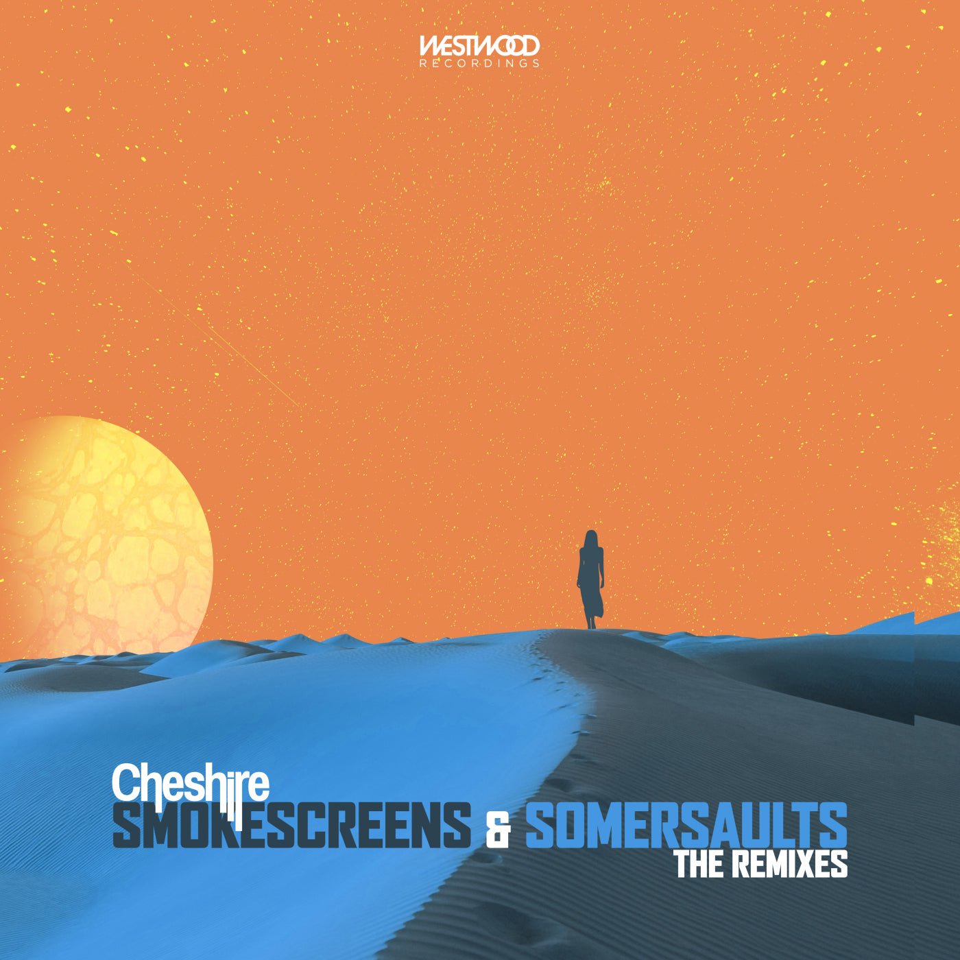 Cheshire - Smokescreens & Somersaults (The Remixes)
