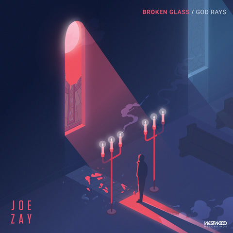 Joe Zay - Broken Glass / God Rays