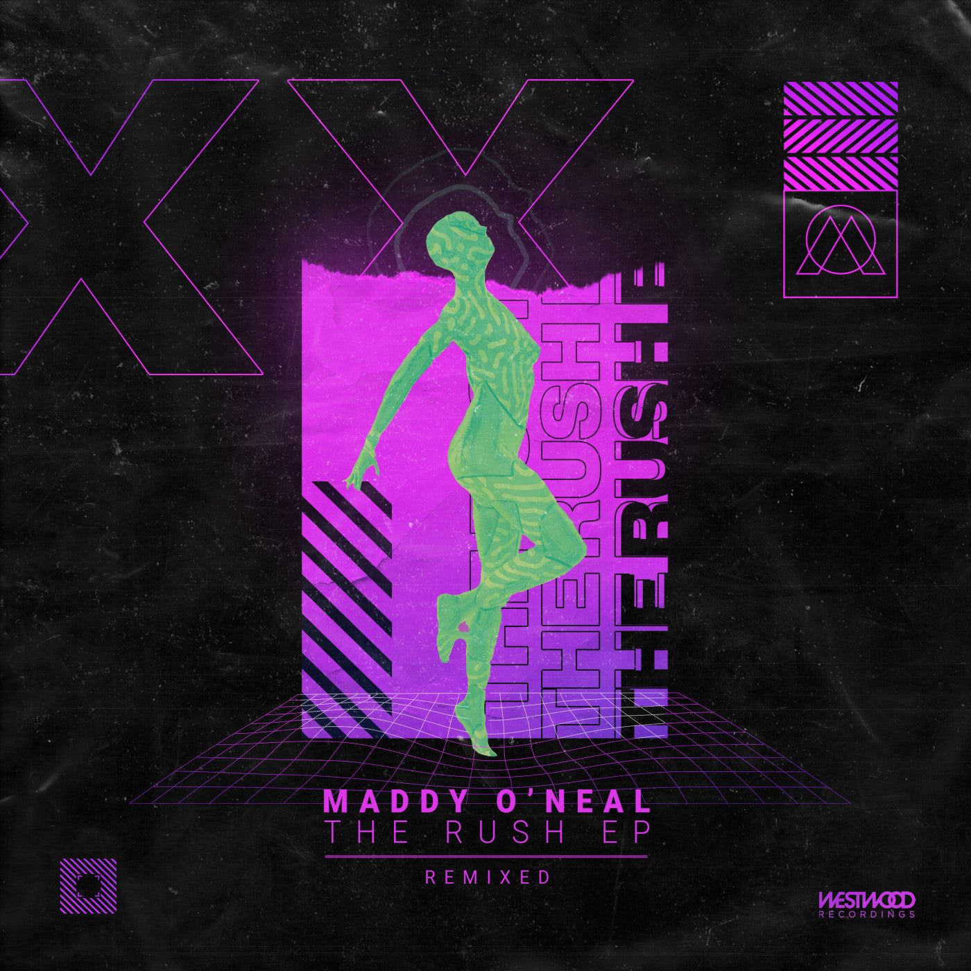 Maddy O'Neal - The Rush EP (Remixes)