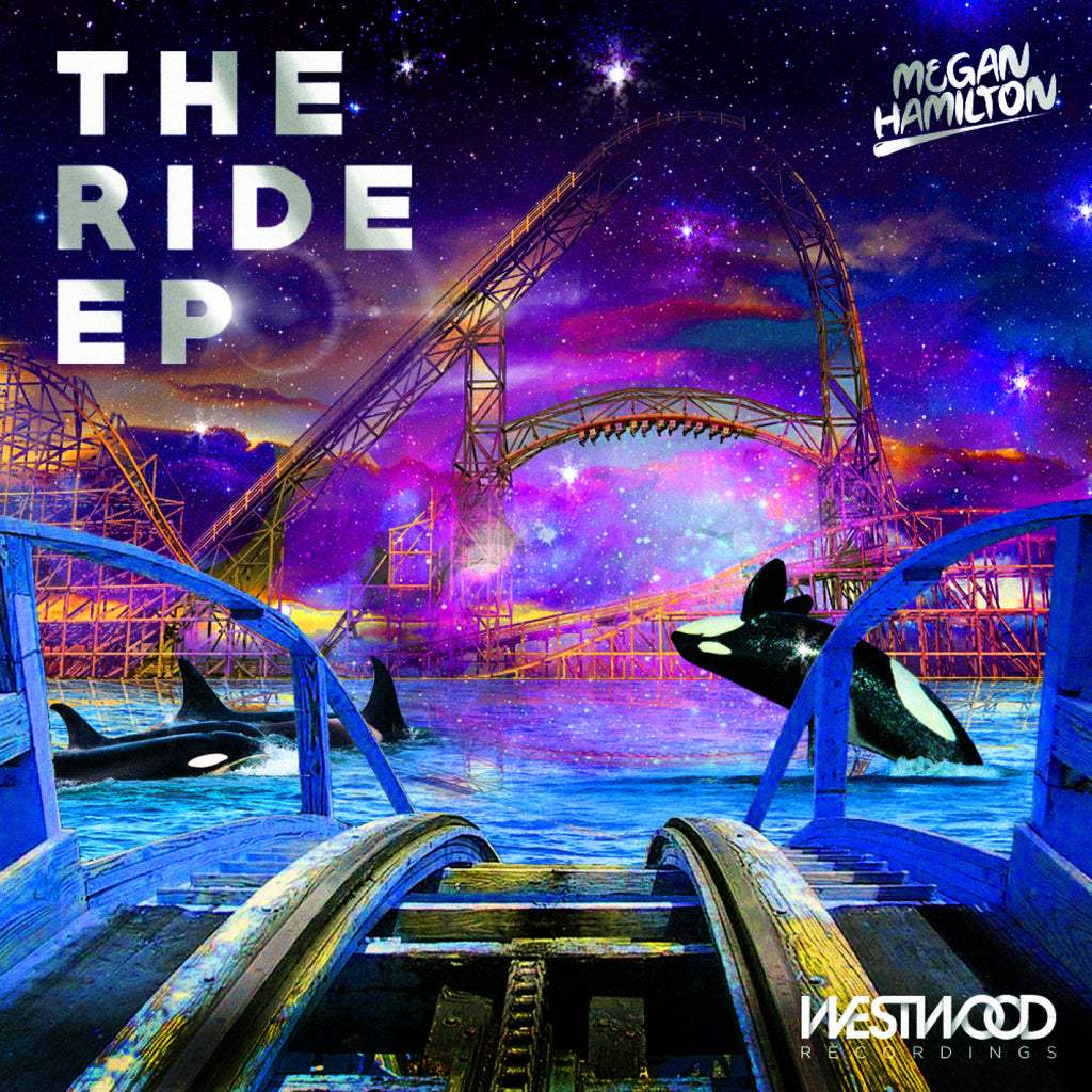 Megan Hamilton - The Ride EP