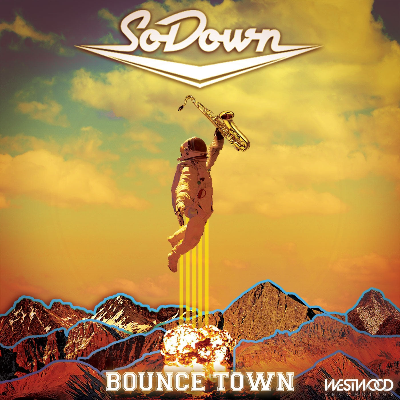 SoDown - Bounce Town EP