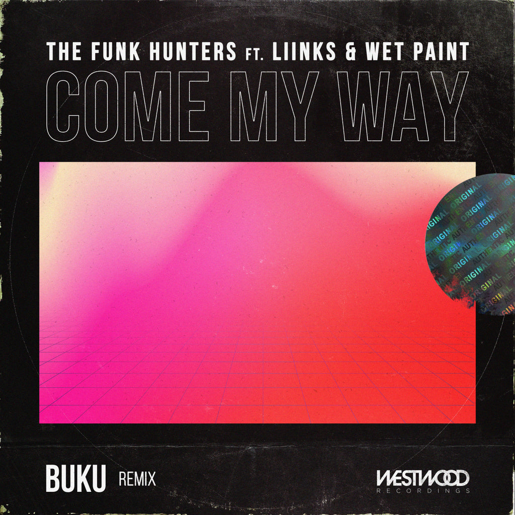 The Funk Hunters - Come My Way feat. LIINKS & Wet Paint (Buku Remix)