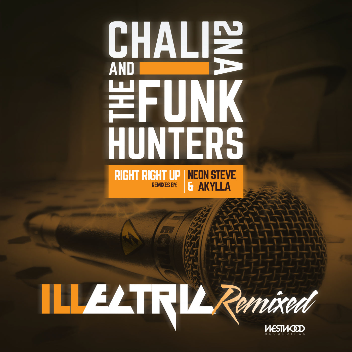 The Funk Hunters and Chali 2na - Right Right Up Remixes